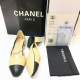 chanel shoes mirror