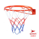 Set Ring Basket Besi Tempel Tembok Basketball Korb 45Cm 18