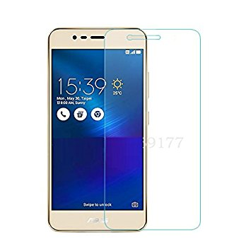 Anti Gores Kaca Tempered Glass Asus Zenfone Go 5 Inch 2017 ZB500KL Clear Bening High Quality