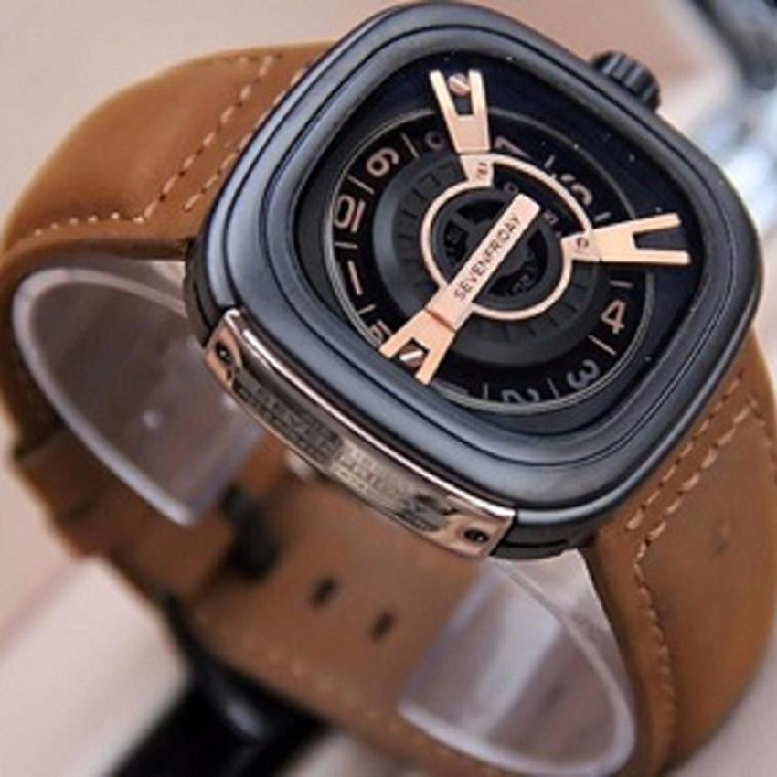 Sevenfriday Original Jam Tangan Pria Original Design Trendy   Casual ... 1b81b5f230
