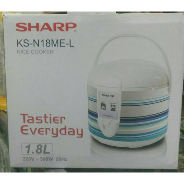 Magic com Sharp KS-N18ME-L uk 1,8 lt .
