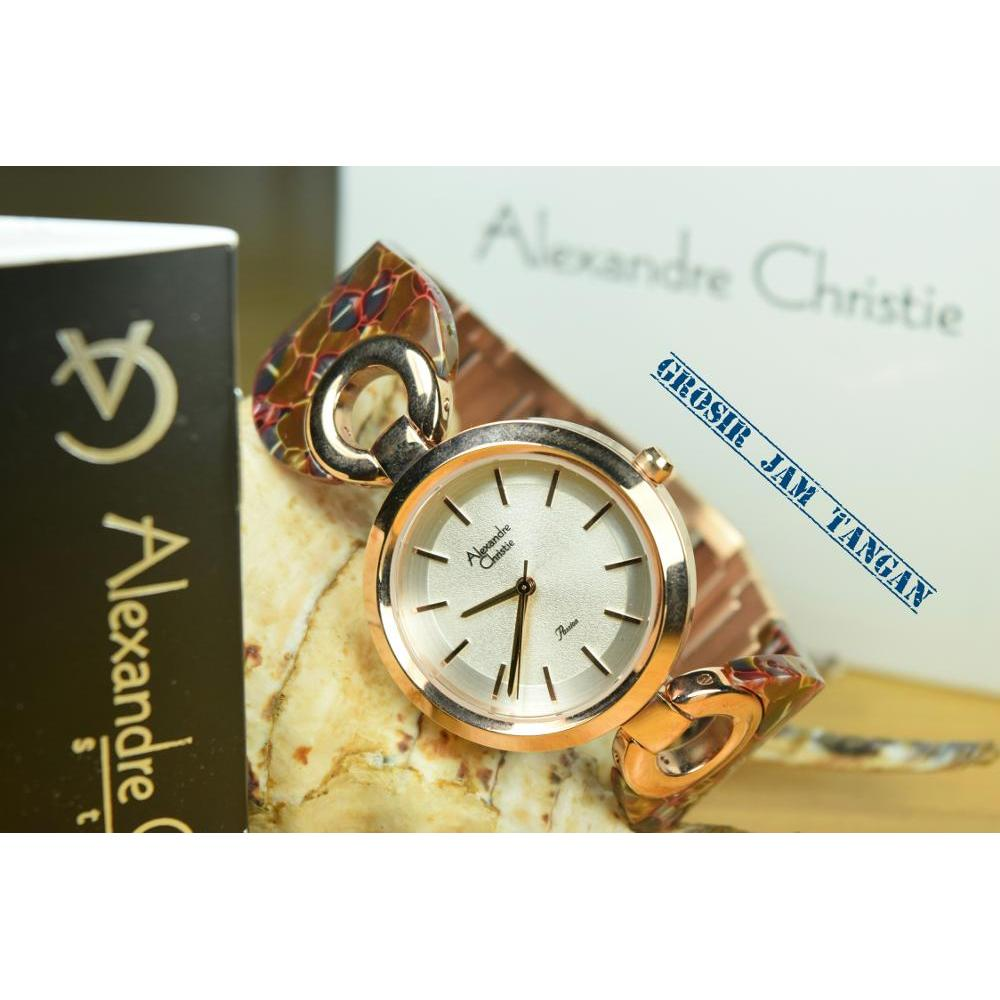 Jual Beli Jam Tangan Wanita Alexandre Christie Fashion Mika Keramik Pria Fossil Minimalist Slim Light Brown Leather Fs5305 Grosir