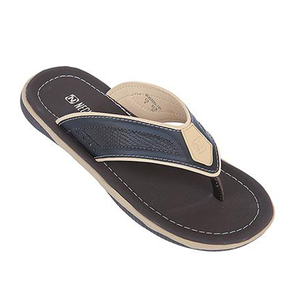 Neckermann Sandal Pria Boston 101 Dark Brown | elevenia