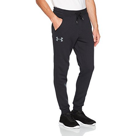 CELANA JOGGER PANJANG / SWEATPANTS / TRAINING UNDER ARMOUR HITAM