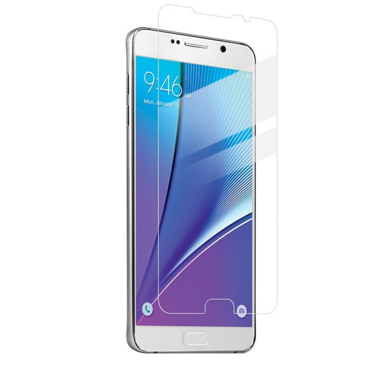Tempred Glass Smile Quality For Sony Exsperia Z1 Elevenia Myuser Tempered Meizu M3 Note Clear