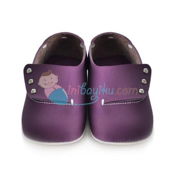 Freddie The Frog Baby Shoes Lavender Moccs Color Purple 3  a110aebe13