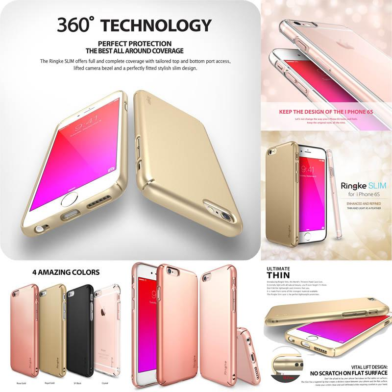Rearth Ringke Slim iPhone 6 Plus