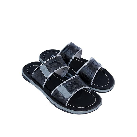Neckermann Sandal Pria Boston 102 Black | elevenia