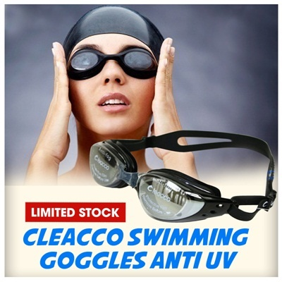 Cleacco Swimming Goggles Anti Fog And Uv Protection