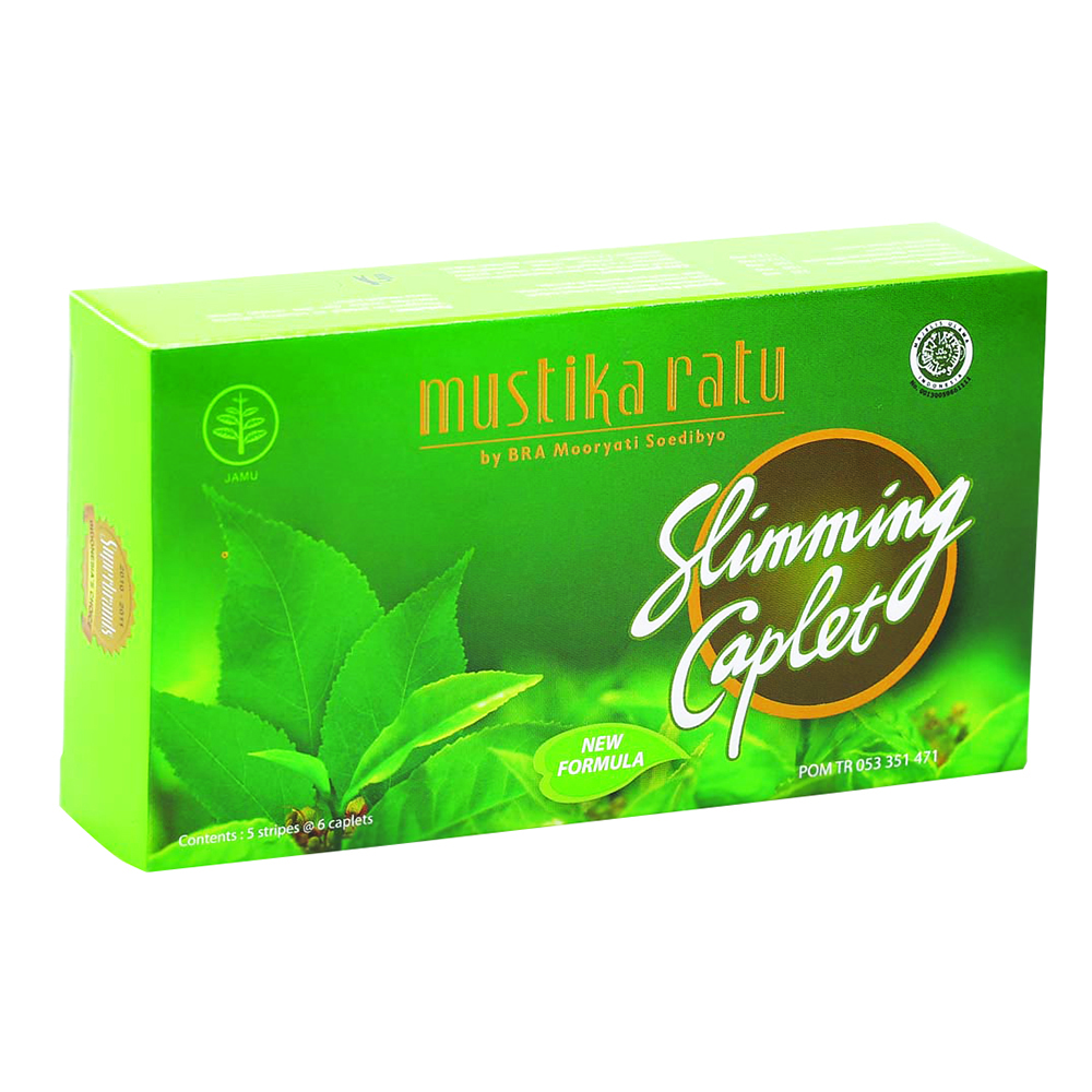 Mustika Ratu Slimming Gel - 100 ML