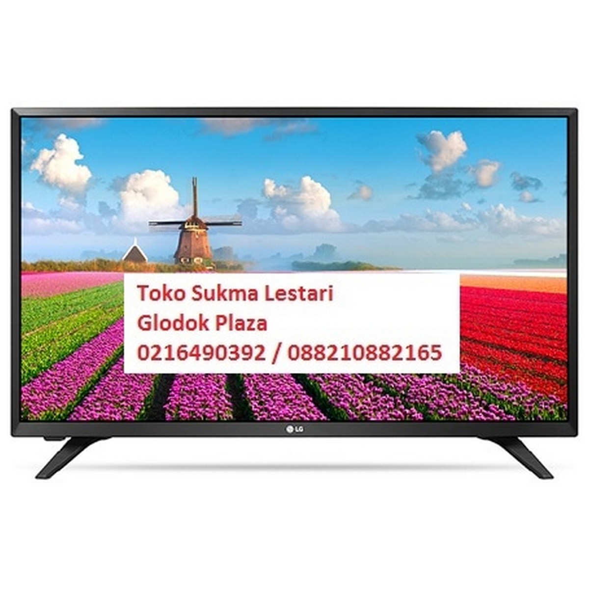 Led Tv Lg 32 Type 32Lj500 Usb Movie & Siaran Digital HargaPrommo03