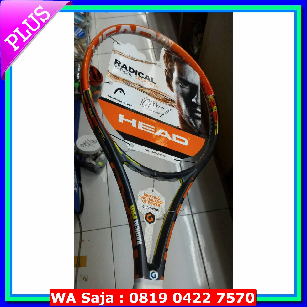 Raket Tenis Promo Head Radical Graphene Elevenia Yonex Bag Badminton Tas Racket Bag9629ex Black Ori