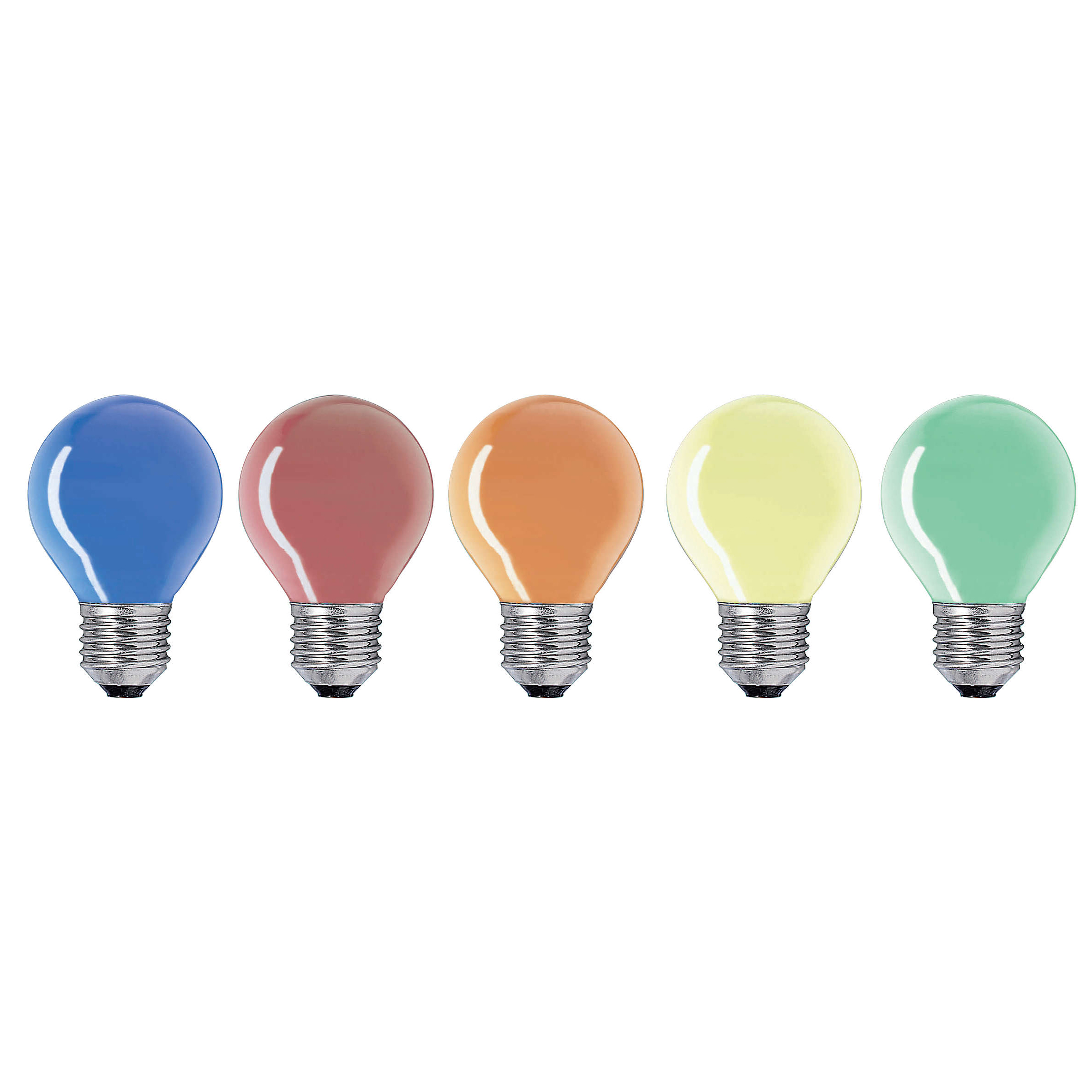 Philips Siawet P45 Colours 15W E27 220-240V