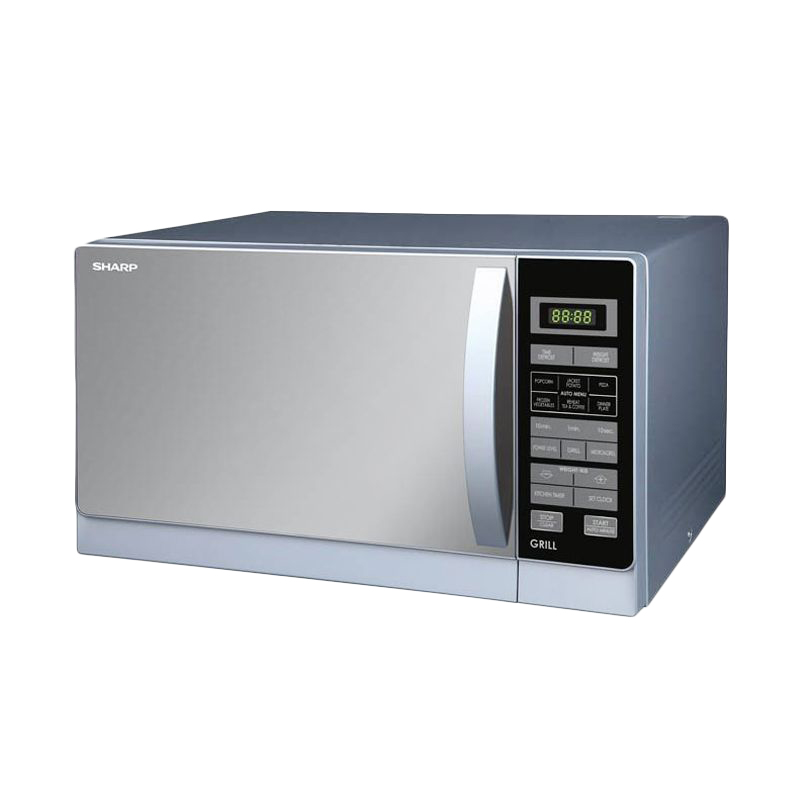 Sharp R-728(S)-IN Microwave Oven