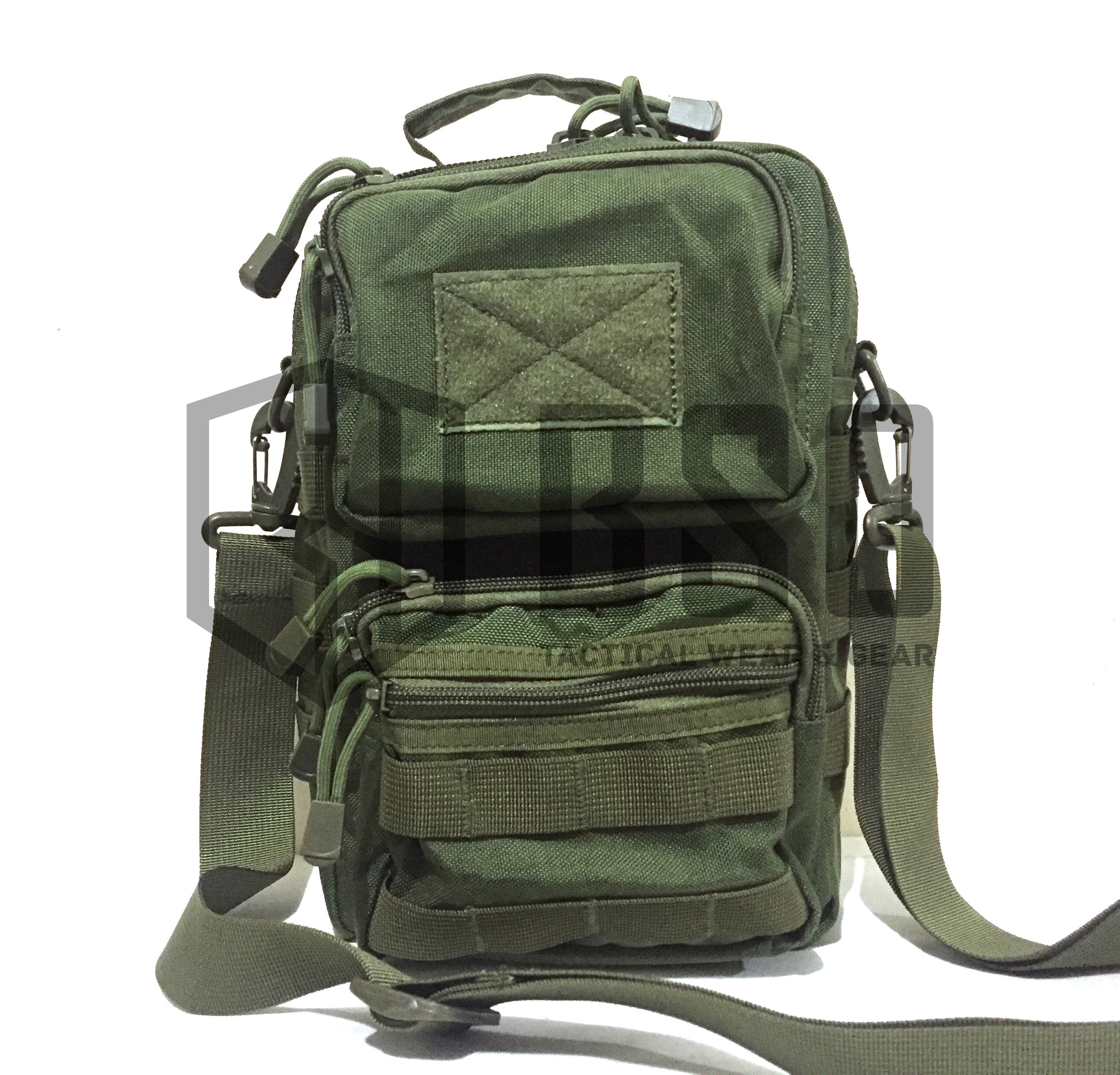 Tas selempang tactical molle bag travelling outdoor bag 9060 cordura