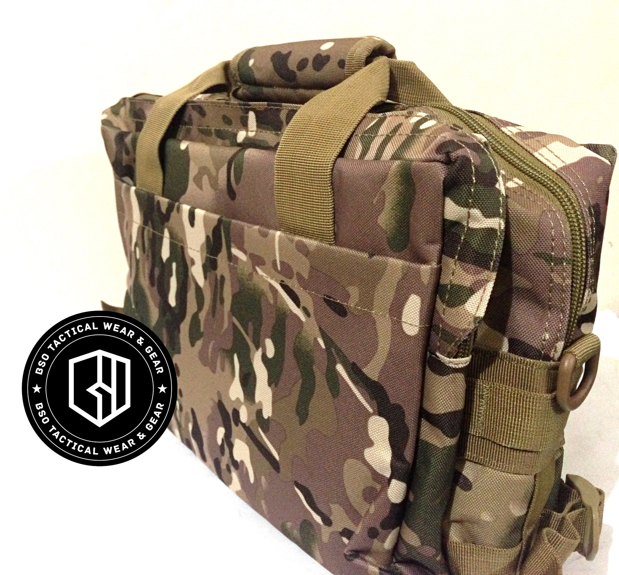 Tas selempang army Messenger travel bag tactical military army bag