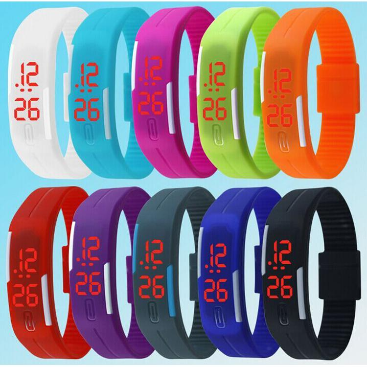 5 2 Sport Watch Magnet Led