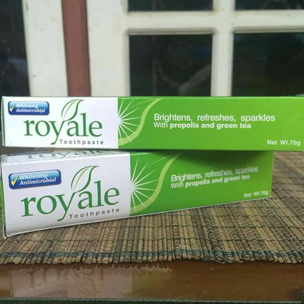 Royale Whitening Toothpaste HDI