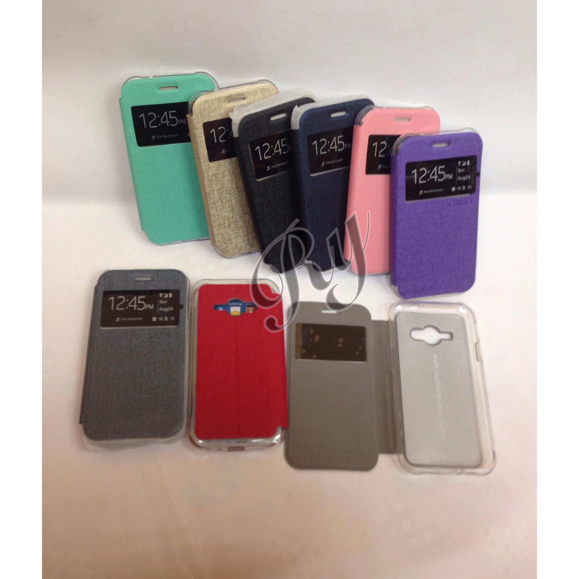 UME LEATHER CASE SAMSUNG J1 ACE