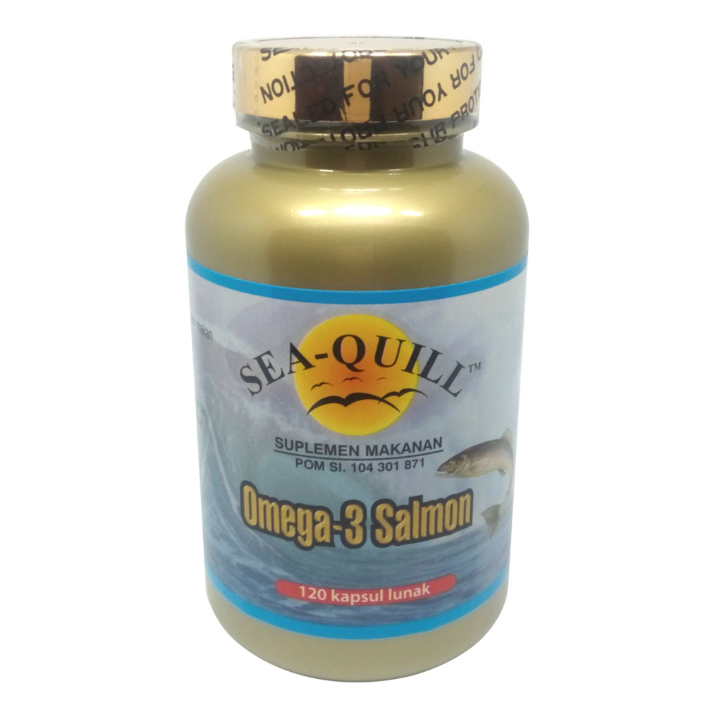 Sea Quill Dha Gold Isi 30 Softgels Page 3 Daftar Update Harga Ever E Omega Salmon 120