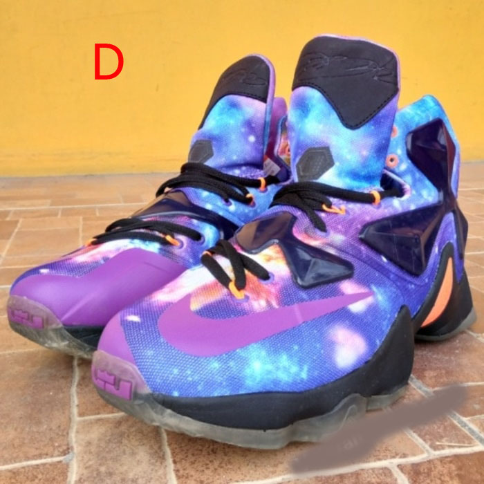Sepatu Basket Nike James Lebron Xiii 13 All Star Alligator Man ... 2d0930babc