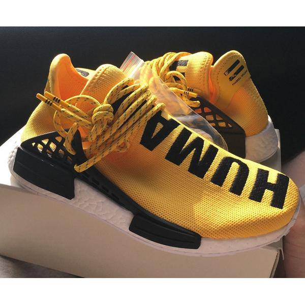 b72afb0fc ... 2018 Cheap Wholesale NMD Online Human Race Pharrell Williams X NMD  Sports Running Shoes