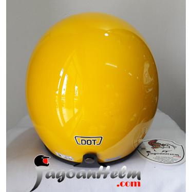 [High Quality] ZEUS Helm ZS385 SOLID ZS-385 Import ZS 385 RETRO ClassiC