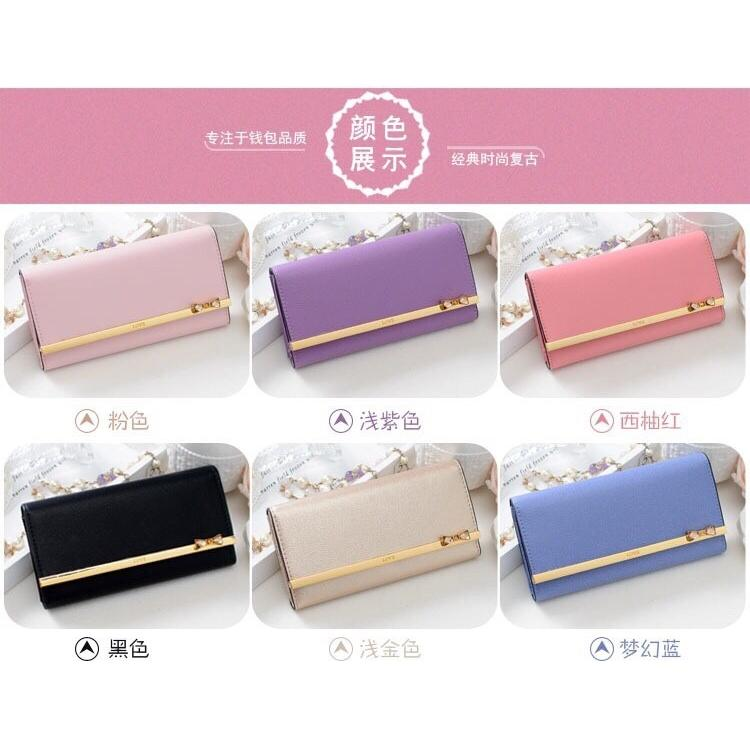 ... Rovelin-6Warna Dompet wanita Jims Honey Kqueenstar ...