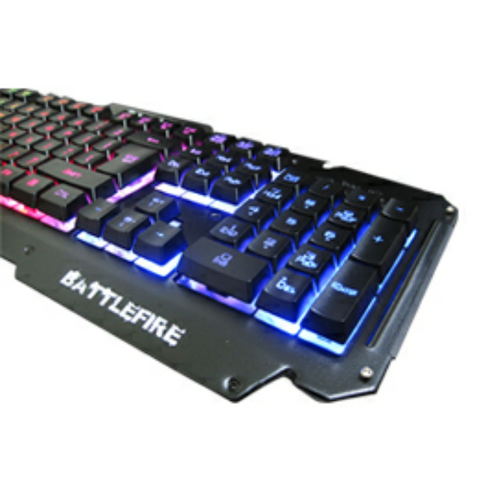 Rexus Gaming Keyboard Battle Fire K9 Daftar Harga Terlengkap Indonesia Fortress K9tkl D Rainbow
