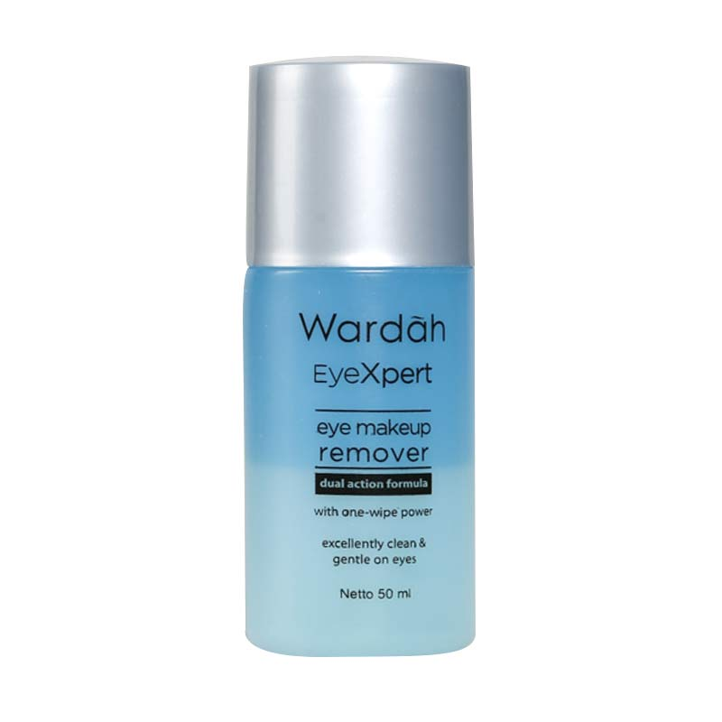 Wardah Eyexpert Make Up Remover 50ml | elevenia