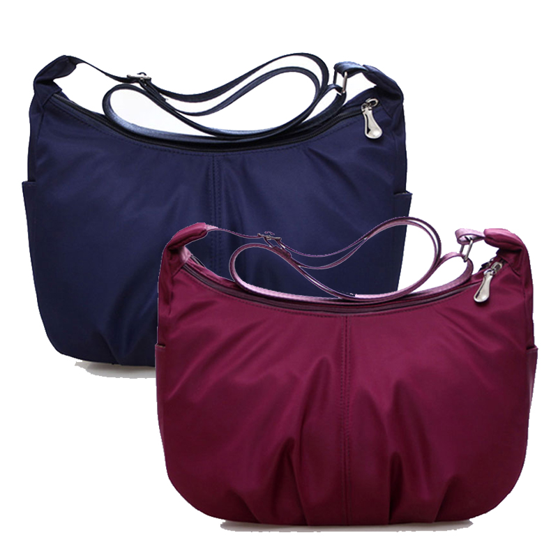 Popular Fashion Women Nylon Shoulder Bag   Tas Selempang  2821aa365b