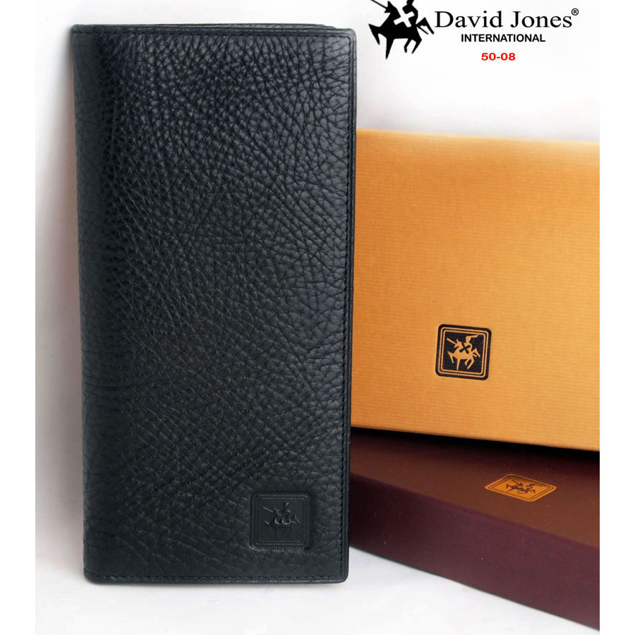 DOMPET KULIT ASLI PRIA PANJANG DAVID JONES INTERNATIONAL 50-08 ( 00008 ) eedac8d8b8