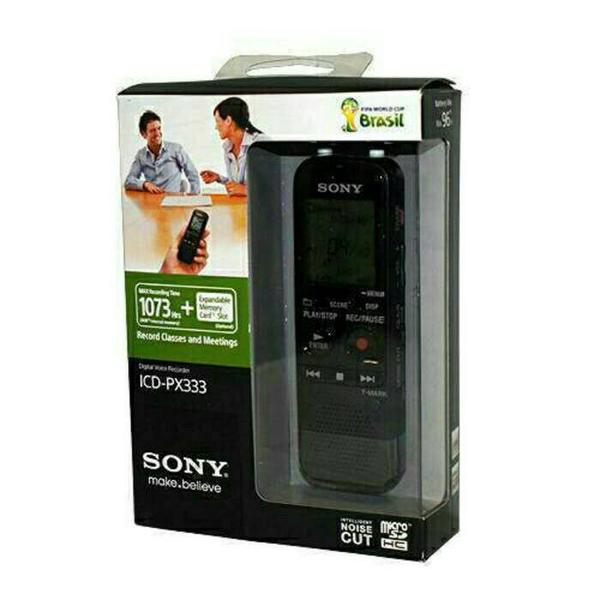 sony voice recorder icd-px333