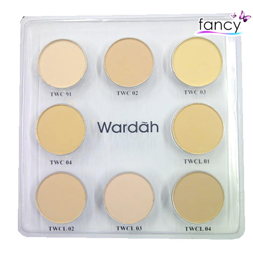 ... Halal Cosmetics Singapore WARDAH Everyday Luminous Two Way Cake Source Wardah Luminous Two