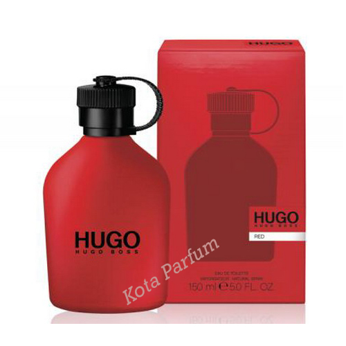 Hugo Boss Red EDT 125ml - Parfum Original