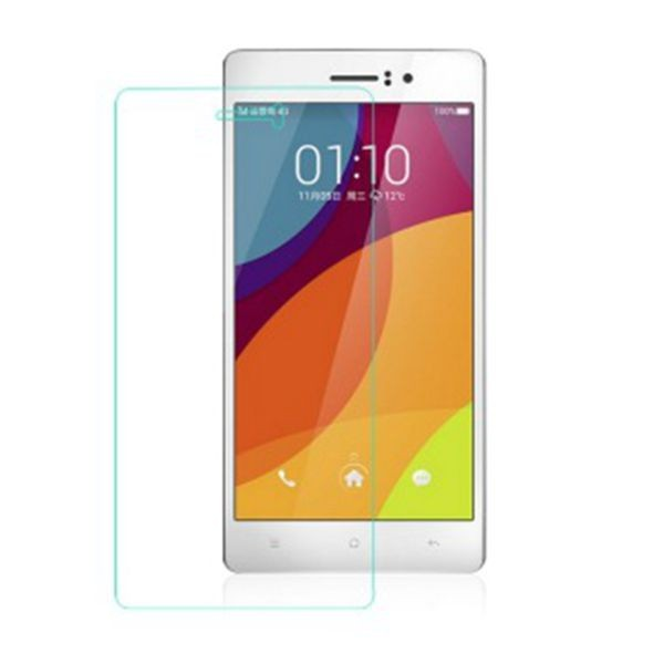 Anti Gores Kaca Tempered Glass Oppo Neo 9 Neo9 A37 Clear Bening High Quality