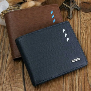 Dompet Pria Branded Bogesi Short Style Elegan Simple Fashion Elevenia