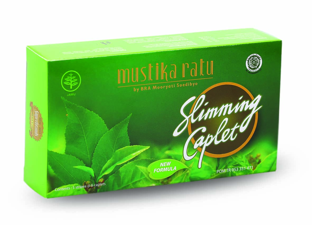 Mustika Ratu Slimming Series (slimming Tea Sirsak ...