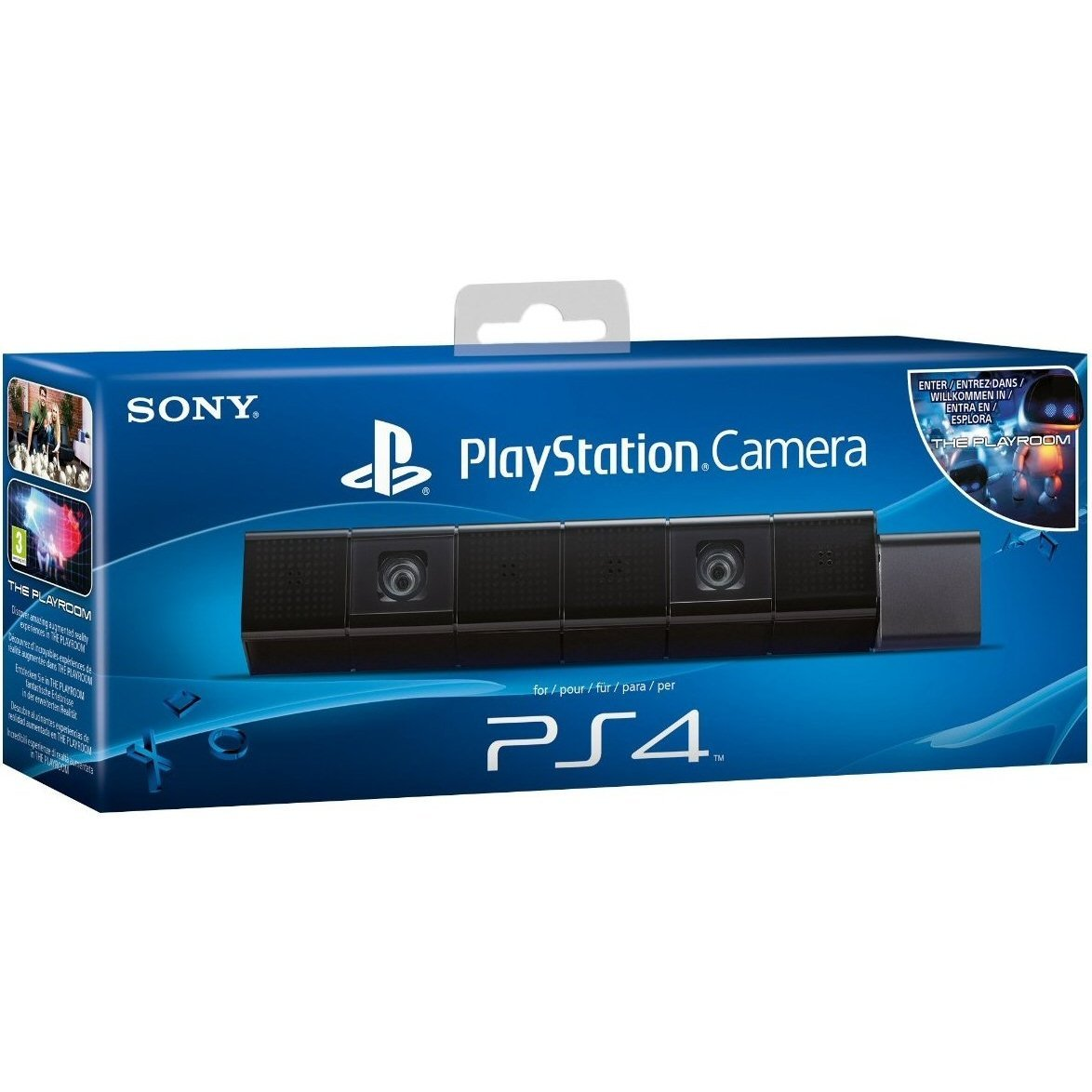 Playstation Camera Ps4 Elevenia Flyman Menamp039s Army Top Atasan Kaos Fma 3178 Multi Colour