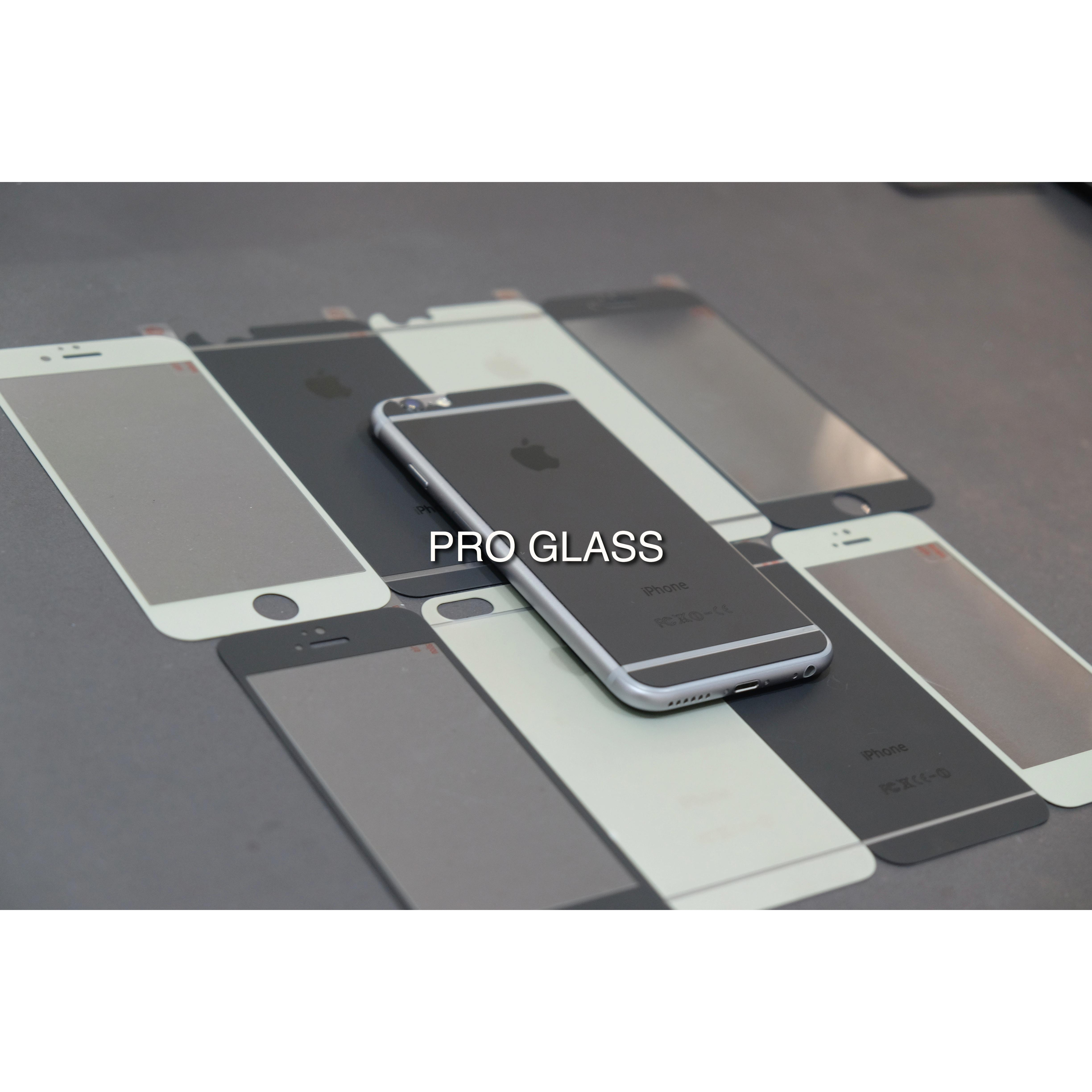 Apple Iphone 6   6s MATTE   DOFF Magic Glass Premium Tempered Glass with  Metal Packaging 49b95602f1