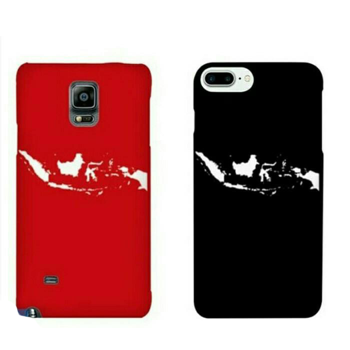 SoftCase Casing Presiden Jokowi - Custom Case Peta Indonesia