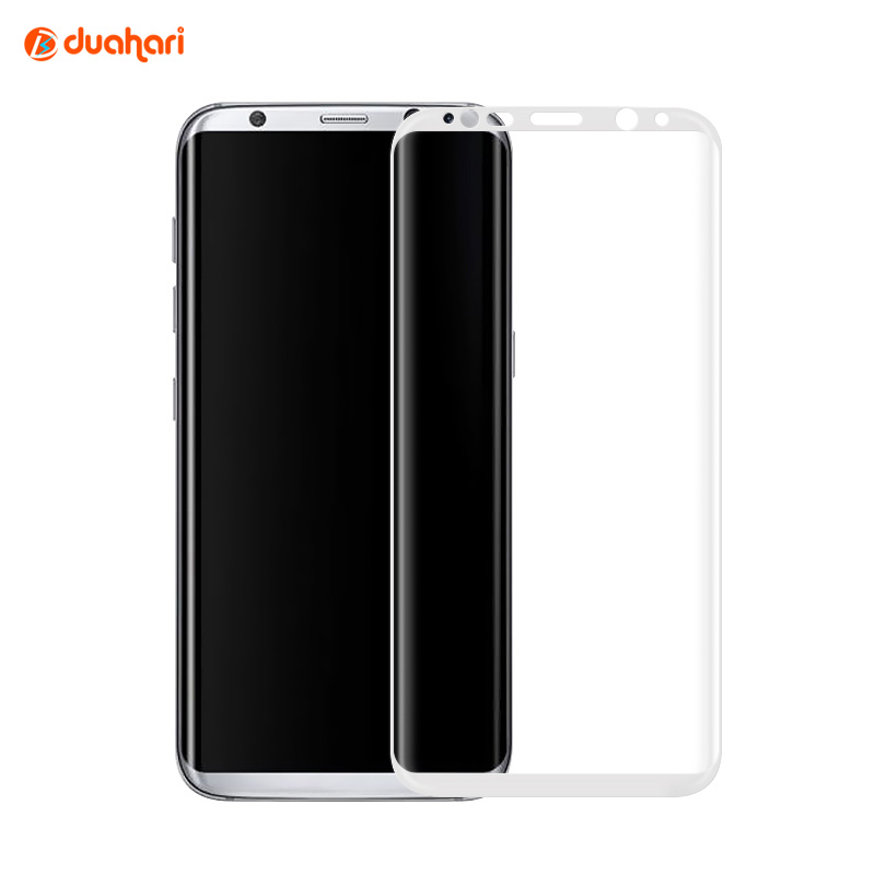 Tempered Glass Color Samsung Galaxy S8 Plus Anti Gores Kaca Clear Source · Tempered Glass SAMSUNG