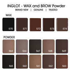 how to use brow powder and wax