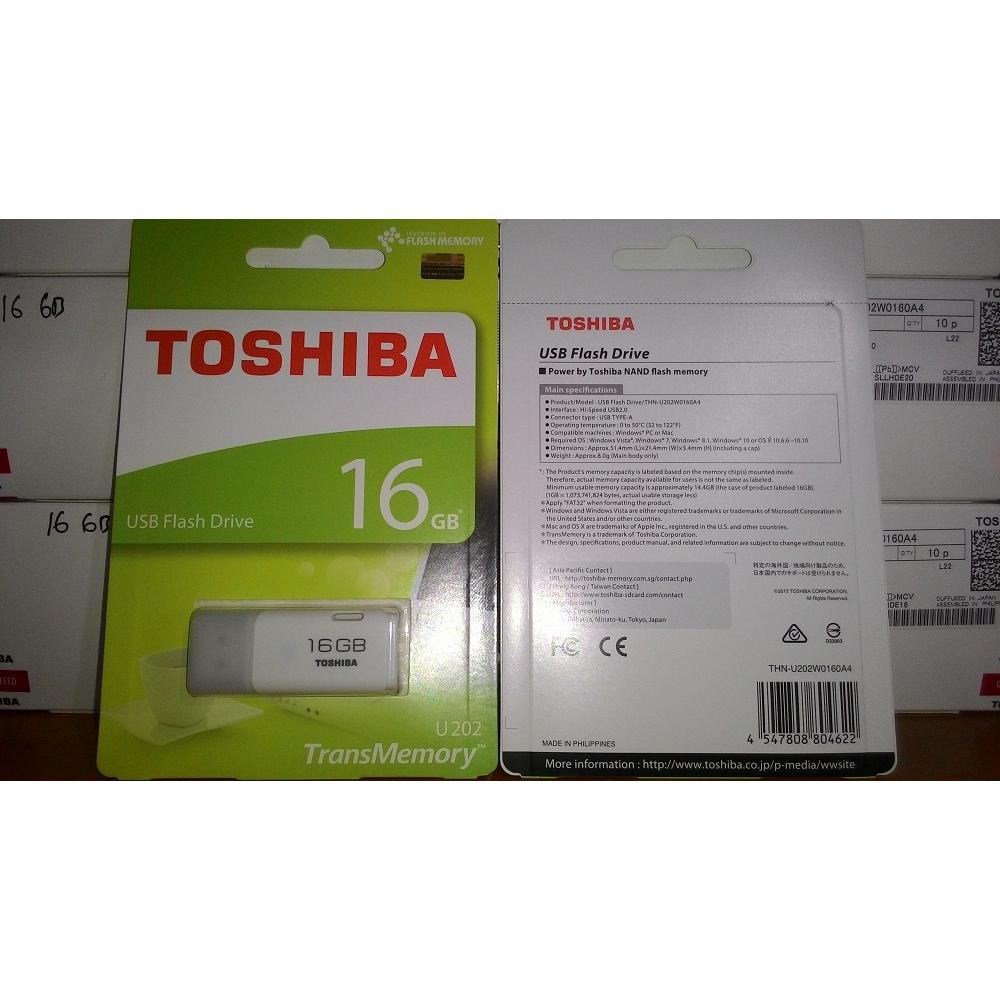 Toshiba Flashdisk 16gb Original Hayabusa Flash Drive Elevenia Plasdisk 2gb Packing Hijau