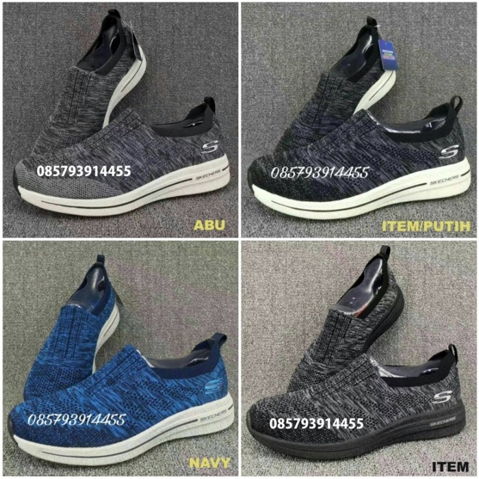 Skechers   Sepatu Skechers   Skechers Original   Skechers Men Gowalk ... 445eb1fe4d