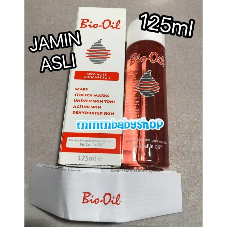 Bio Oil 120ml For Stretch Mark Elevenia Perawatan Kulit 125ml