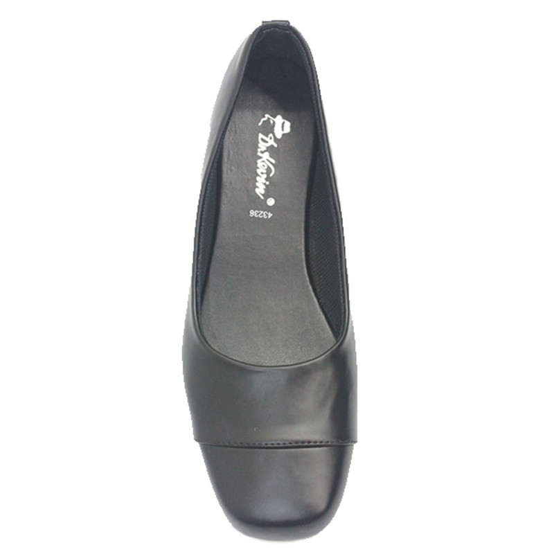 Dr. Kevin Women Flat Shoes 43236 - Black