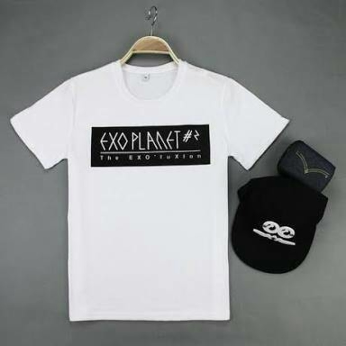 ... Tumblr Tee / T-Shirt / Kaos EXO PLANET #2 The EXO luXion ...