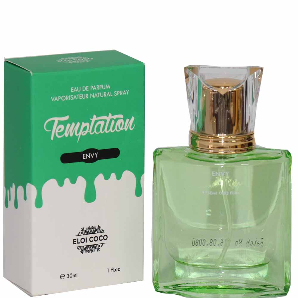 30ml Temptation Eau De Parfum By Eloi Coco Vaporisateur Natural Mobil Karakter Line 1st Edition Spray 9