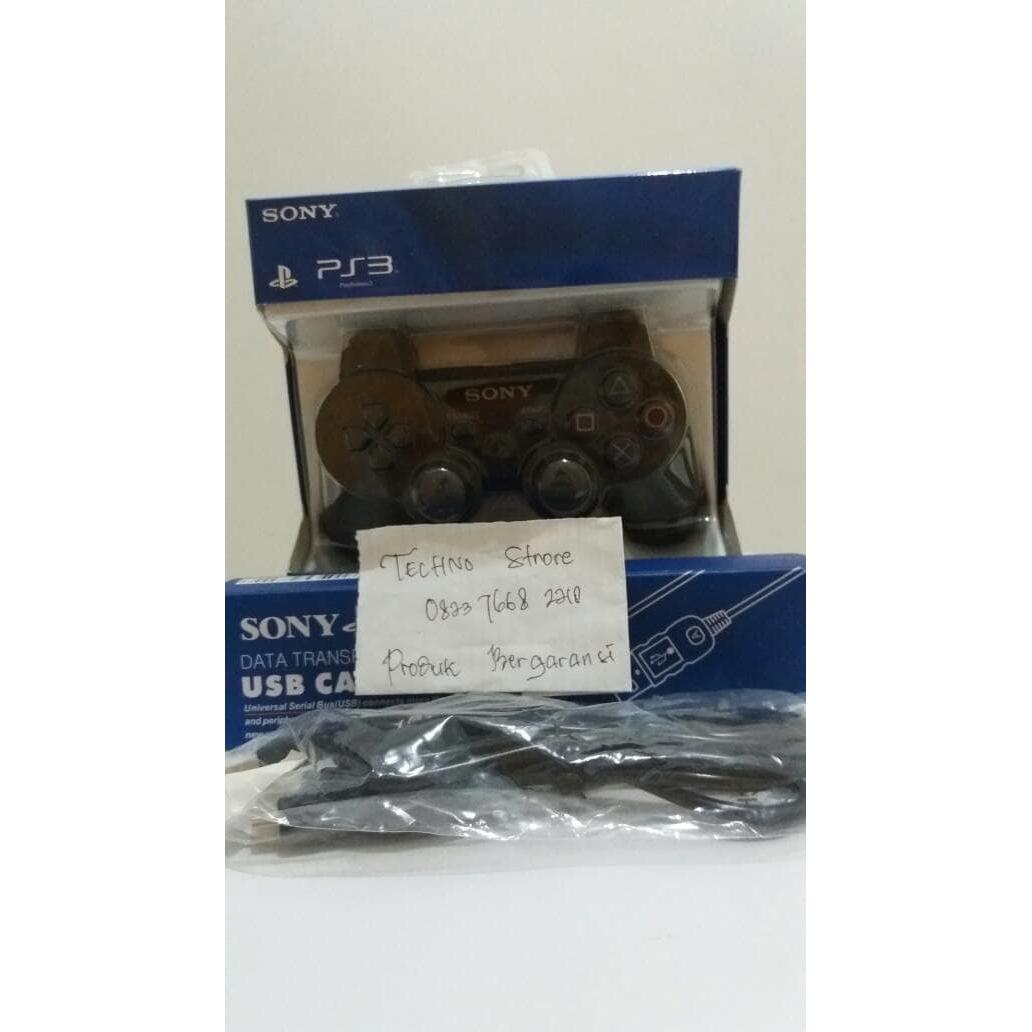 Stik Stick Ps3 Wireless Original Pabrik Kabel Charger Elevenia Ps 3